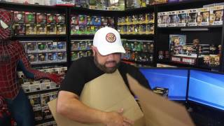 Unboxing Funko's from Entertainment Earth