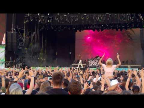 Wiz Khalifa - We Dem Boyz - Open'er Festival Gdynia 2016