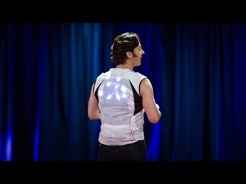 Can we create new senses for humans? | David Eagleman