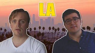 Gus & Eddy Go To LA