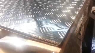 Алюминиевый рифленый лист Квинтет(Квинтет - алюминиевый рифлёный лист ООО Купрум., 2016-07-22T11:56:38.000Z)