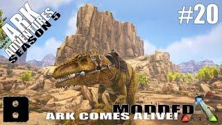 ARK Adventures Season 5 #20 - Instant Level Potion and High Level Prime Giga!