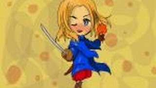 How to draw Chibi France from Hetalia