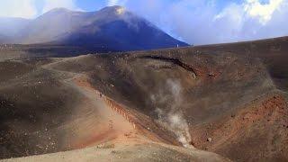 Life in 2 minutes: Sicily 2014, volcano Etna!