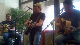 "Rodney Atkins live acoustic performance of ""Farmer"
