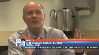 Flu Season Gets an Early Start