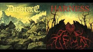 Disgrace / Harness - Split (2013 - Closed Casket Activities)