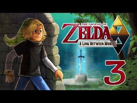 Let's Replay Zelda A Link Between Worlds [German][Helden-Modus][#3] - Von Ravio geliehen!