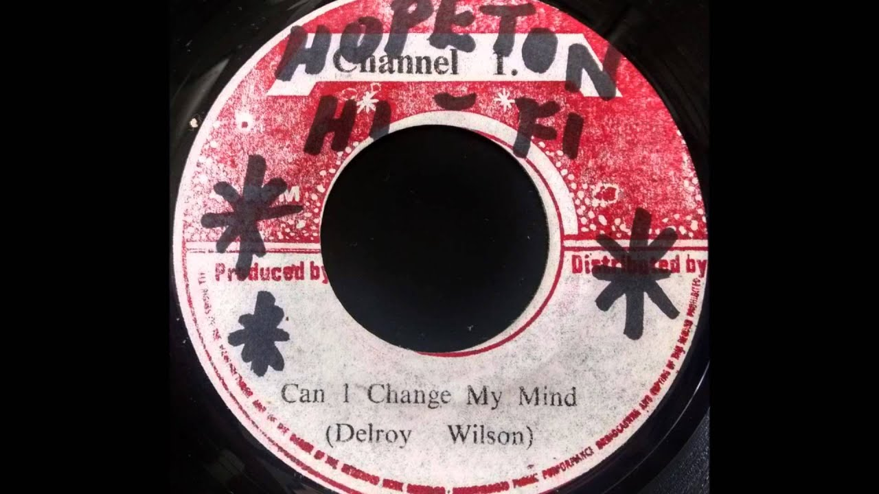 Delroy Wilson To Be A Lover