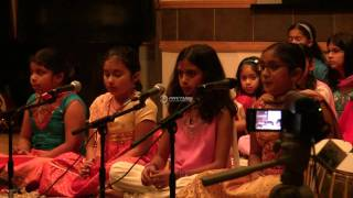 Alankar School of Indian Classical Music - Oct 3rd 2009 Concert - Bolo Re Papi - Raag Miya Malhar
