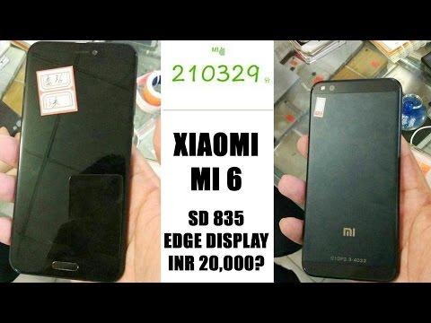 Xiaomi Mi6 - Snapdragon 835 & Curved OLED Display @ ₹20K? #Rumors #AshTalks 12