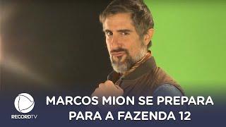 """""""Estava morrendo de saudades da Fazenda"""", diz Marcos Mion"""