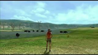 Afrika PlayStation 3 Gameplay - KO
