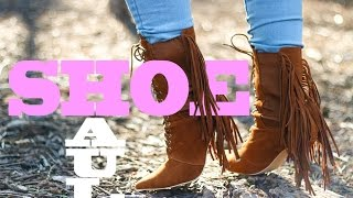 NEW SHOE HAUL | CHINACANDYCOUTURE | AMICLUBWEAR