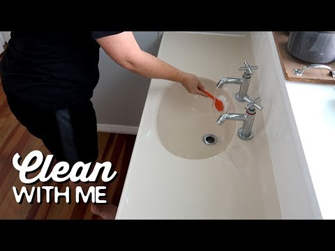Clean With Me | A Thousand Words