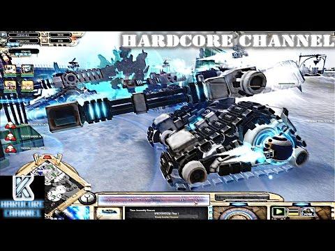 Ultimate Apocalypse mod 1.87.21 Hunt begins - 2v3 Tau - Титановый ад