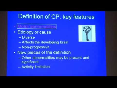 The Child with Cerebral Palsy: Motor and Developmental Challenges