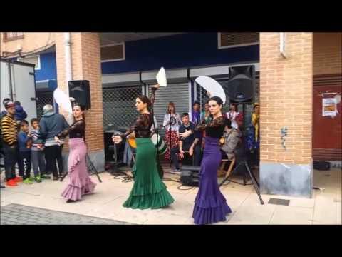 Día Intercultural en San Adrian - Coro Raíces de Andalucia