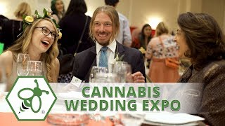 Cannabis Wedding & Bridal Expo in Los Angeles | HIGHLIGHTS