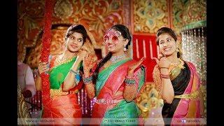 Tirupur Grand kongu wedding highlights | Swathika Naveen | Giristills