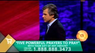 """""""Five Powerful Prayers to Pray"""" with Jentezen Franklin"""