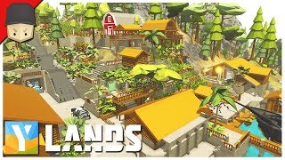 YLANDS - SEASON FINALE & MAP DOWNLOAD! : Ep.42 (Survival/Crafting/Exploration/Sandbox Game)