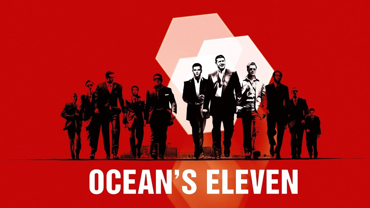 Movie Review For Ocean's Eleven 2001 - YouTube