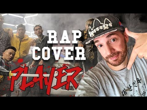 "Rap Cover ""Player"" Tempo Tris ( Vannda Rap)"