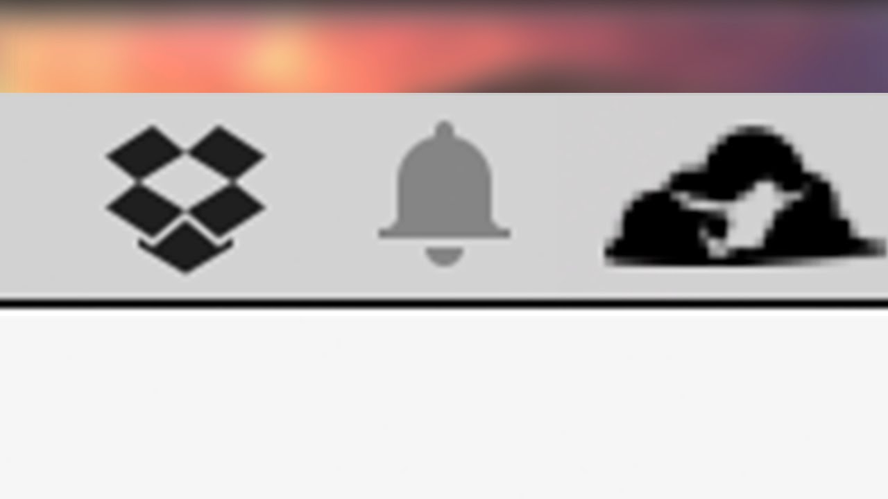 how to take of google search bar on mac