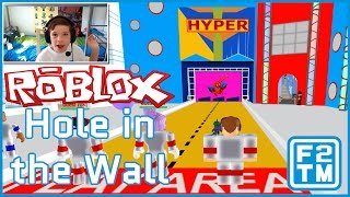 Hole in the Wall - Roblox (CHILLING IN THE LOUNGE)