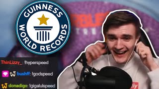 How Twitch Chat got a World Record in Marbles