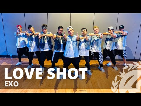 Lagu Video Love Shot By Exo | Zumba | Kpop | Tml Crew Kramer & Camper Terbaru