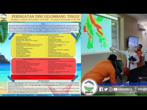 BMKG Peringatkan Gelombang Tinggi hingga 6 Meter Terjadi di Wilayah Ini Mp3
