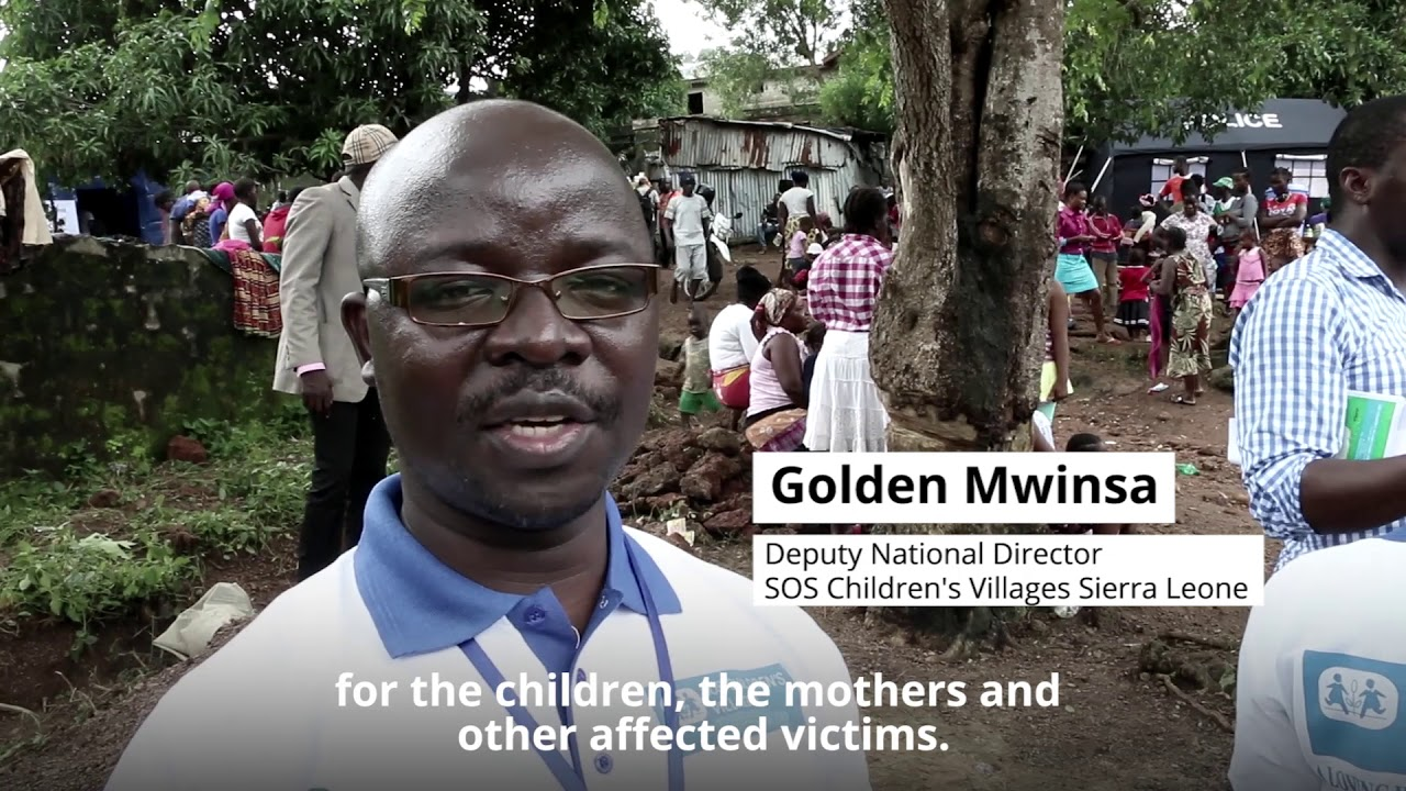 Flooding And Mudslides In Sierra Leone Youtube