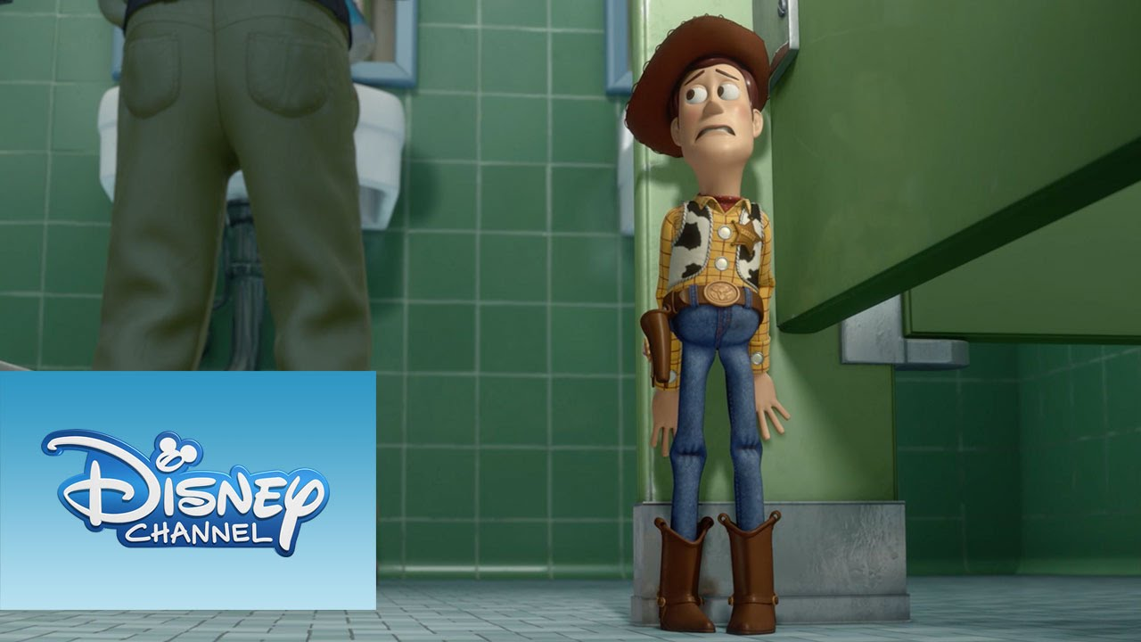 Toy Story 3 Woody Foge Youtube