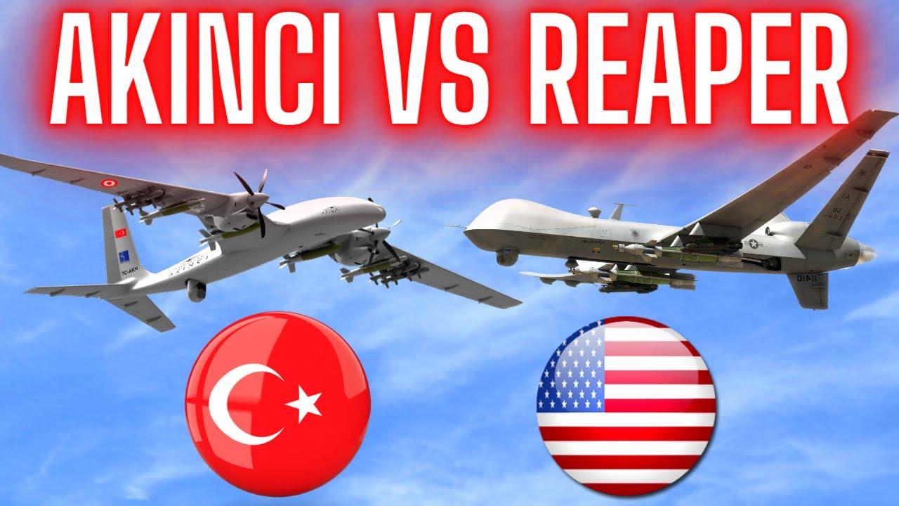 Dünyadaki en iyi 10 SİHA / Top 10 armed UAV's in the world / Defense News