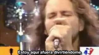 Pearl Jam I Believe In Miracles (Sub. Español)