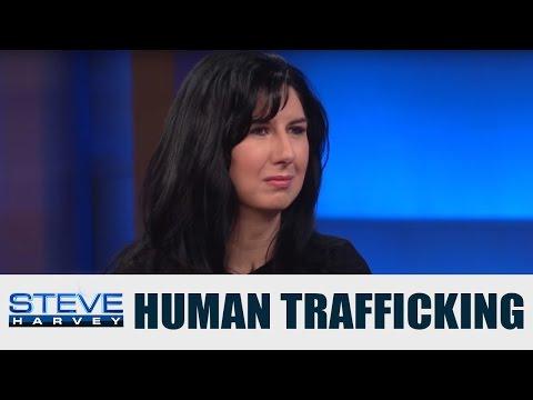 Human Trafficking Victim Gets Justice || STEVE HARVEY