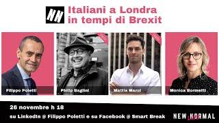 Italiani a Londra in tempi di Brexit