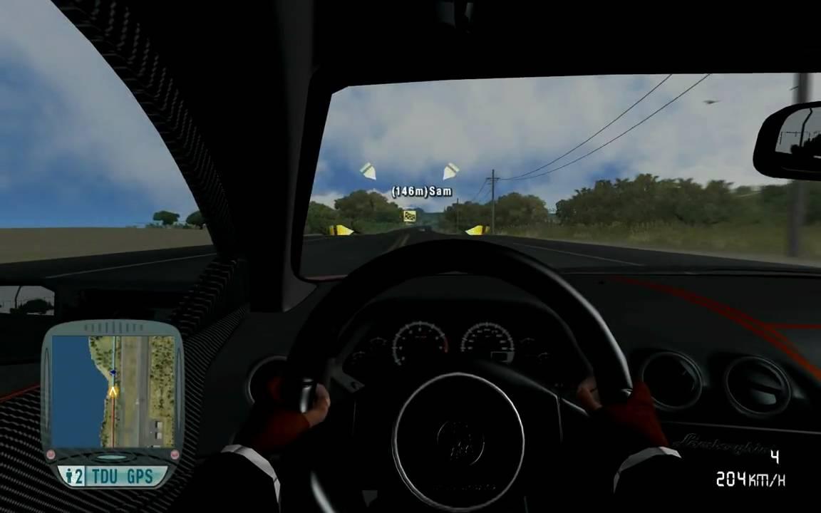 Lamborghini Murcielago Lp670 4 Sv 2010 Top Speed Tdu By