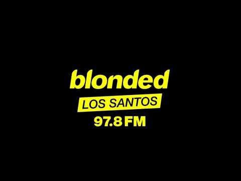 blonded Los Santos 97.8 FM (GTA V)