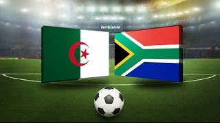 pes 2015 pc game play algeria vs south africa (عربي)