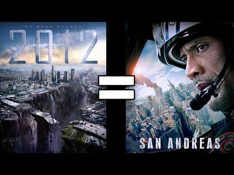 24 Reasons 2012 & San Andreas Are The Same Movie