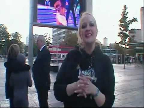 Liz Robertson Presenting  BBC Strictly Come Dancing