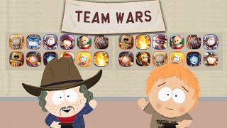 Team Wars #73 with both accounts | South Park Phone Destroyer