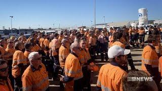 Jobs Lost at ECM | 9 News Perth