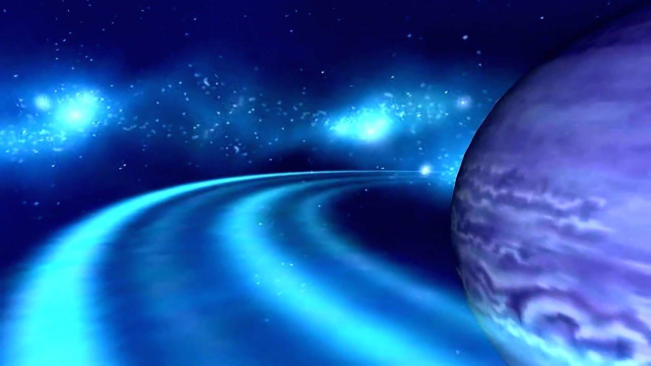El espacio en 3d en hd youtube for Espacio exterior 4k