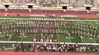 Alabama A&M University Band 2014 - Homecoming Halftime Show