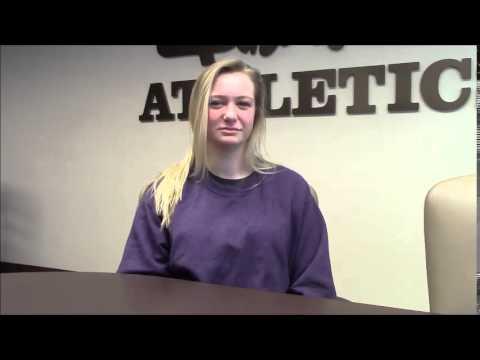 Bobbie Eastman Hawk Athlete of the Week