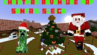 Adventure Map Showcase: Santa's Sleigh!